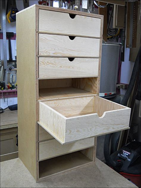 Like It Drawers How To Build A Custom Rolling Tool Cabinet Made Diy