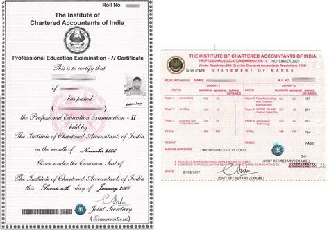 Educagion Evaluatjon For Mba From India by Awesome Gallery Of Mous Certification Business Cards And