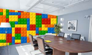Lego Wall Murals Lego Wall Murals Children S Wall Mural Wallpaper Ink