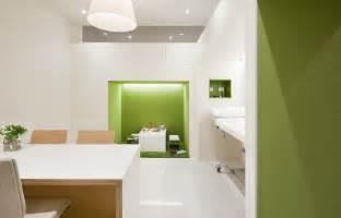 Simple Three Bedroom House Plan photo of interior design of dental clinic