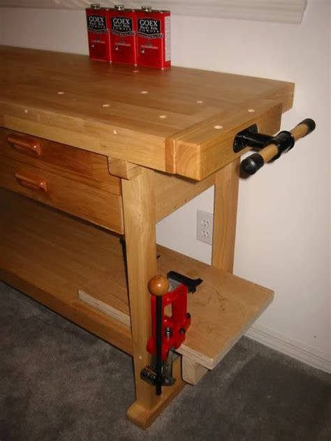 perfect cost effective reloading bench reloading