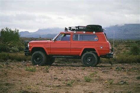 Jeep Sj Vintage Monday The 1974 1983 Size Jeep Sj