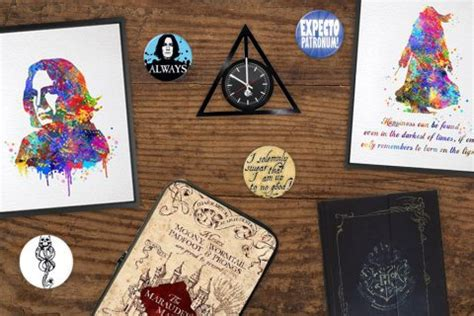 harry potter desk deskorations squad desk essentials earn spend live