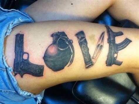 henna tattoo savannah ga and war grenade swtich blade gun black and