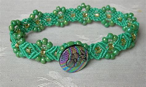 Micro Macrame Patterns - micro macrame jewelry