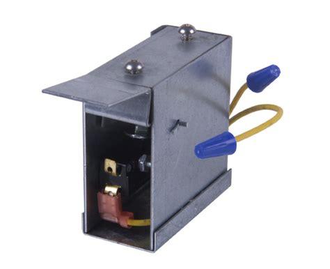 Garage Door Switch by Commercial Garage Door Opener Interlock Switch 1s 2