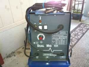 chicago electric dual mig  welder  phone