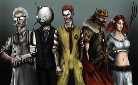 killer fast foot fast food killers by pxpxp on deviantart
