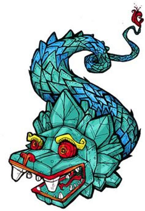 imagenes de serpientes aztecas quetzalcoatl tattoo clipart best