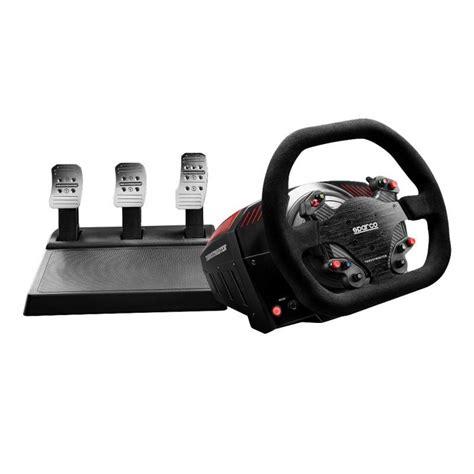 thrustmaster volante thrustmaster ts xw racer sparco volant pc thrustmaster