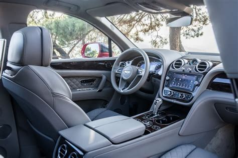 best car upholstery the best new car interiors of 2017