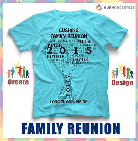 22 Best Images About Family Reunion T Shirt Design Ideas On Pinterest Family Reunion Templates For T Shirts