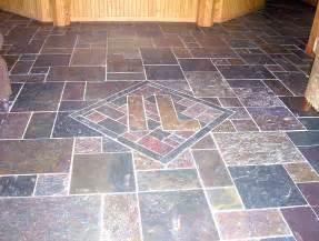 Slate floor tile viewing gallery