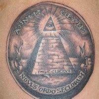 200 dollar tattoo dollar eye pyramid tattooimages biz