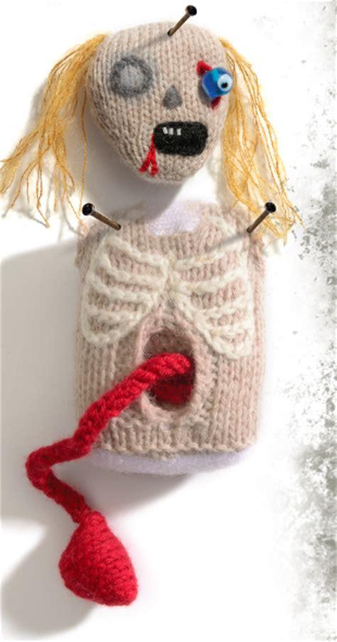 knitting pattern zombie classic zombie doll knitting pattern craftfoxes
