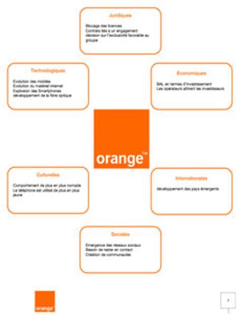 lanalyse du rcit la strat 233 gie chez orange