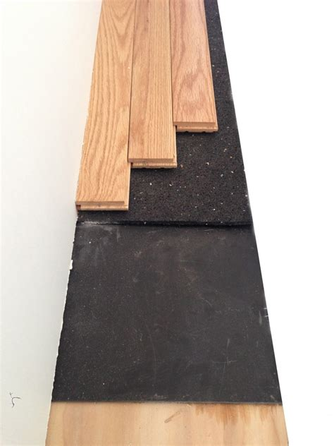Soundproofing Floors by Soundproofing For Aftermarket Existing Floor And New Construction Floor
