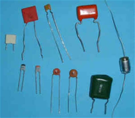 22nf capacitor value capacitors