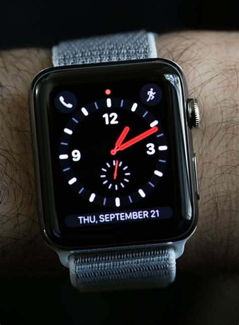 watch series apple watch series 3 hands on is it worth 10 per month