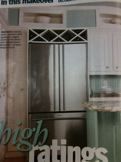 wine rack cabinet over refrigerator wine rack above fridge kitchen other metro