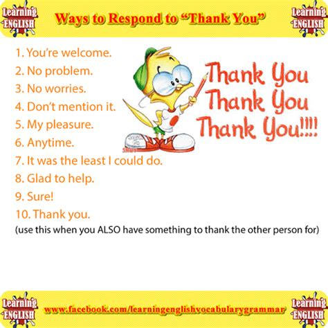 8 Methods To Help You Learn A Language by Ways To Say To Respond To Someone Saying Quot Thank You