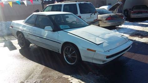 subaru xt 1989 1989 subaru xt xt6 coupe 2 door 2 7l for sale photos