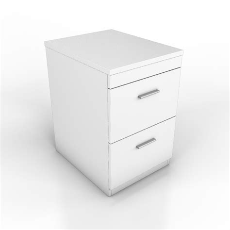 White 2 Drawer Filing Cabinet by 2 Drawer Filing Cabinet White Ebay