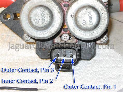 dual coolant valve lincoln ls diy diagnose it yourself jaguarclimatecontrol