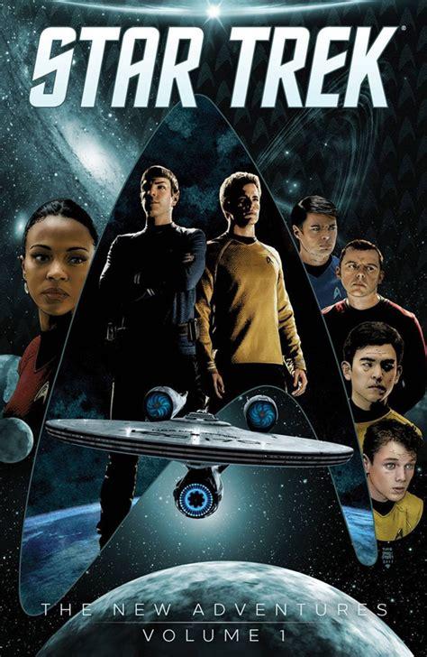 Trek New Visions Volume 1 trek new adventures volume 1