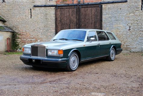 rolls royce silver spur used 1995 rolls royce silver spur ii iii for sale in