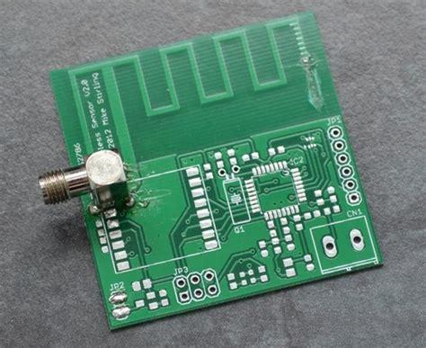 pcb microstrip antenna electrical engineering stack exchange