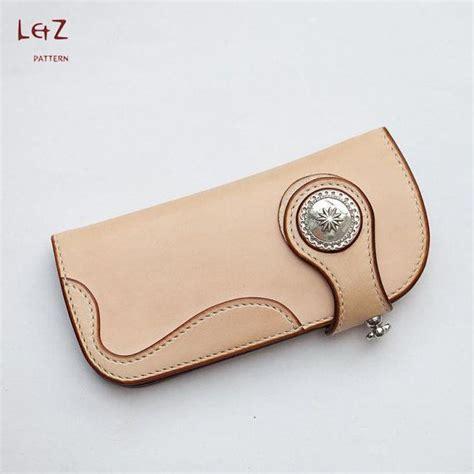 leather biker wallet pattern bag patterns long wallet patterns pdf ccd07 lzpattern by