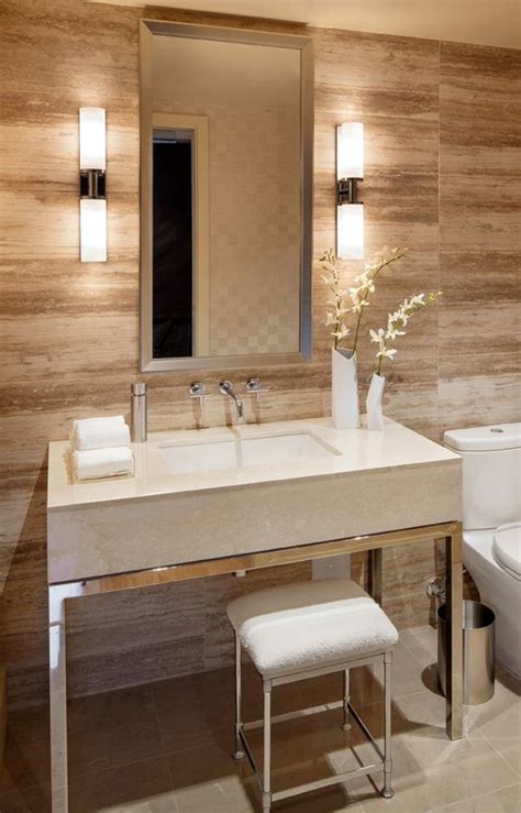 25 creative modern bathroom lights ideas you�ll love