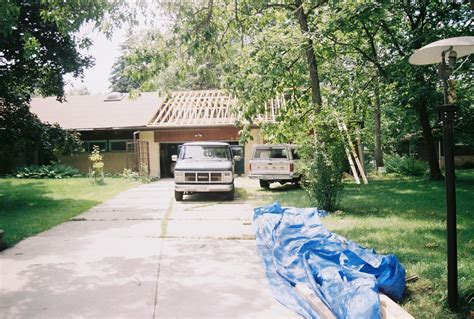 Adding A Garage To An Existing House by Garage Addition Finecraft Construction Inc