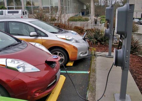 Washington State Electric Car Sales Tax Exemption Washington Governor Makes Another Push To Tax