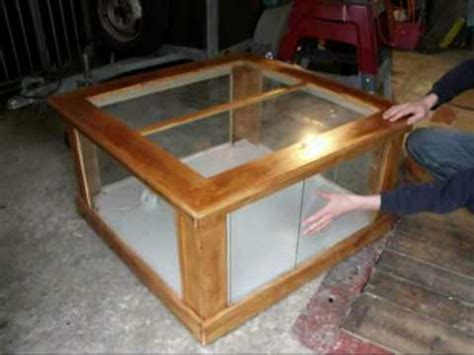 coffee table reptile terrarium table terrarium mpg
