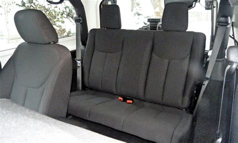 Jeep Wrangler Back Seat 2015 Jeep Wrangler Pros And Cons At Truedelta 2015 Jeep
