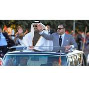 Pictures King Mohammed VI Offers Warm Welcome To Emir Of