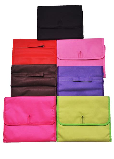 Wso Bo Mba Or Msf by Tempat Aksessories Travel Organizer 1 Warna Polos To1