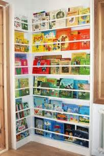 How do you organize your kids books