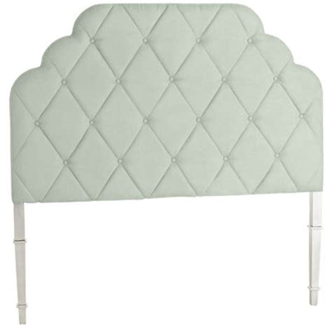 pier one hayworth headboard hayworth seafoam queen headboard silver pier 1 imports