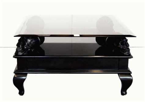 "the ""Black Skull Table""   JohnBizas"