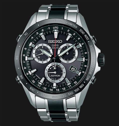 Jam Tangan Pria Diesel Chronograph 4 Time seiko astron sse029j gps solar chronograph 8x series
