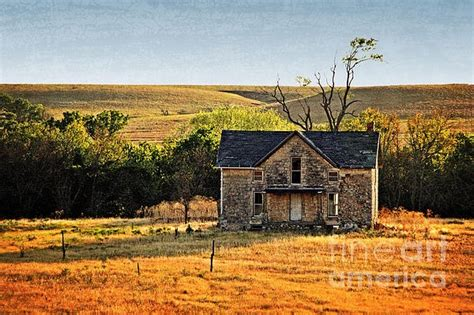 stone house   road kansas sharlotte hughes photography pinterest canvas prints
