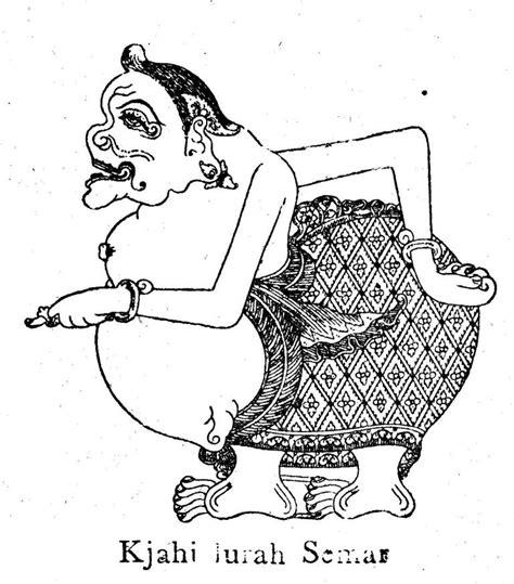 gambar wayang kulit purwa dari buku serat pedalangan ringgit purwa jilid 3 ki atmatjendana