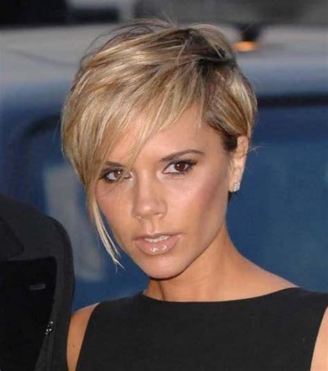 photo la coiffure de beckham courte et blond