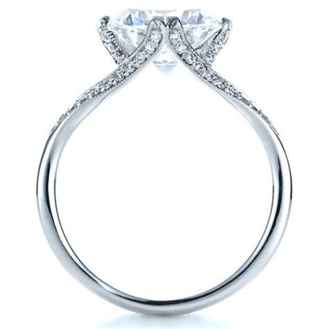 split shank engagement ring 1298