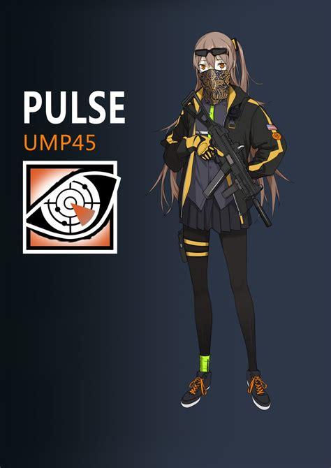 pulse  ump girls frontline  rainbow  siege