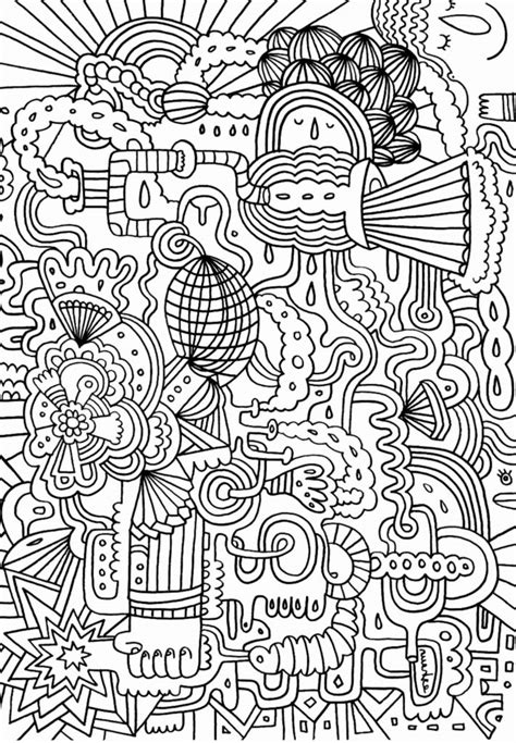 printable complex coloring pages complex coloring pages for and adults best