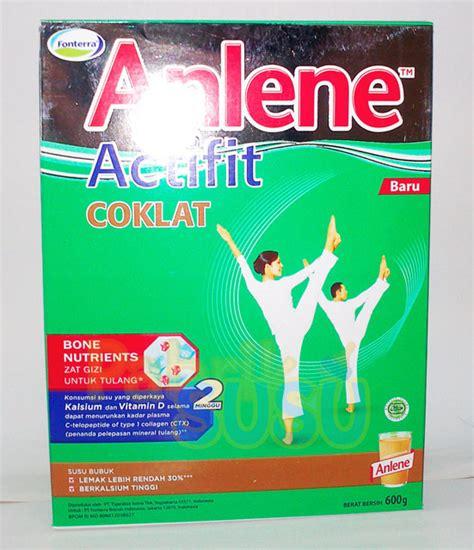 Anlene Gold Coklat anlene actifit coklat 600g pabrik detil toko